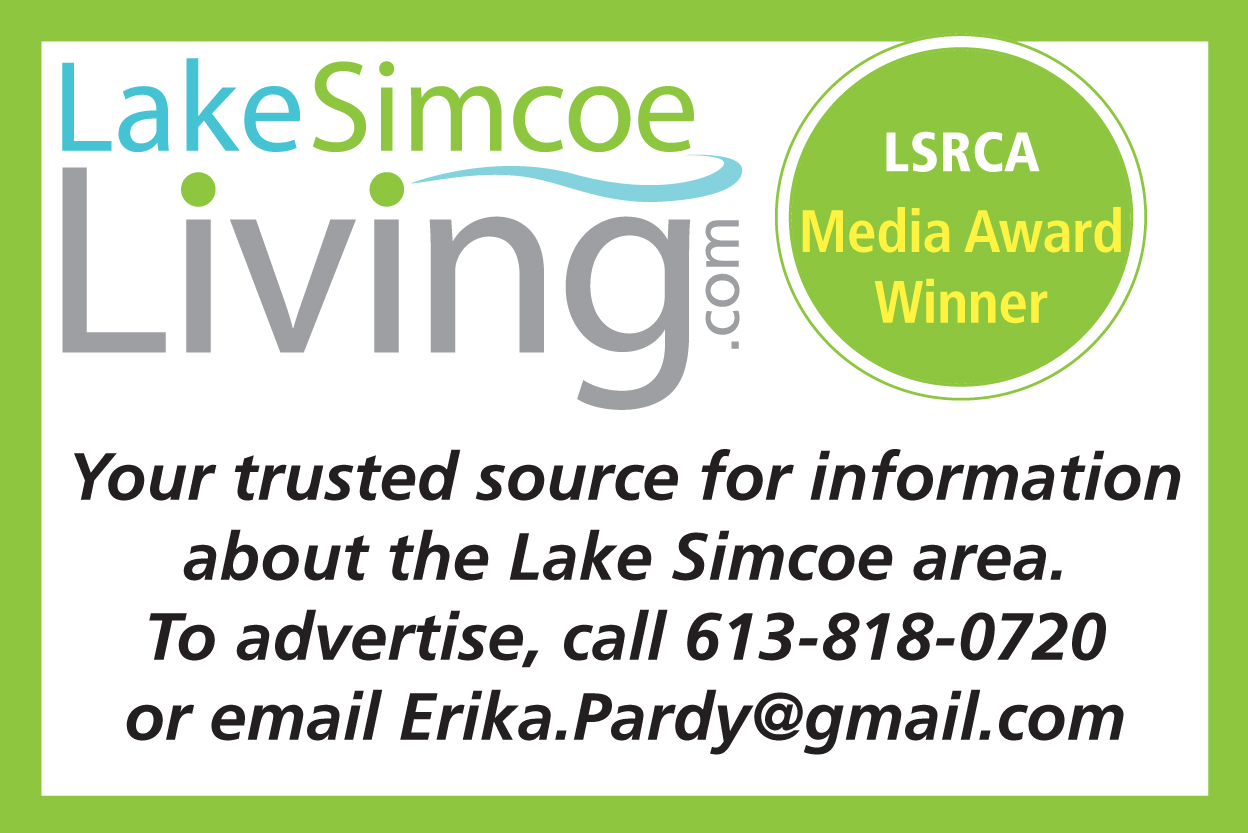 Lake Simcoe Living self ad