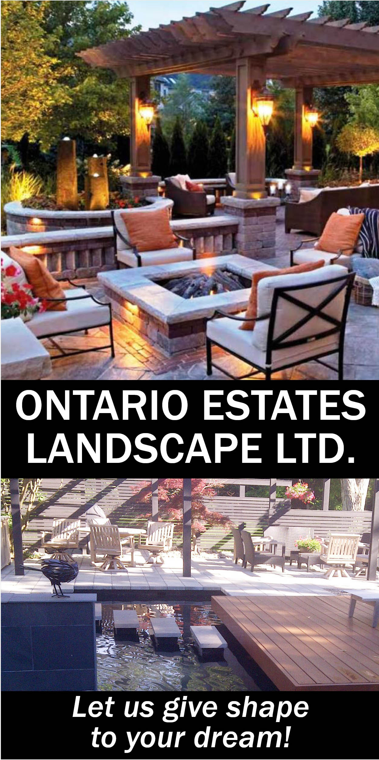 ONTARIO ESTATES LANDSCAPE LTD.