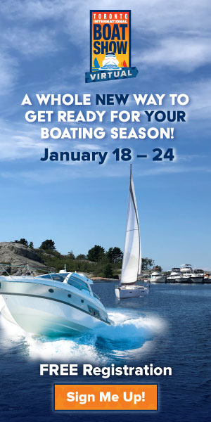 First-ever Virtual Toronto International Boat Show