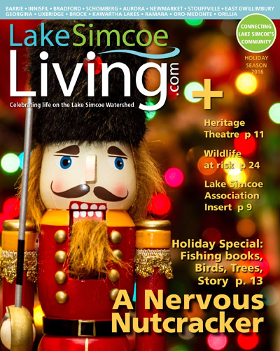 2016 Holiday Issue Lake Simcoe Living
