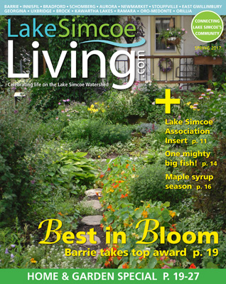 2017 Spring Issue Lake Simcoe Living