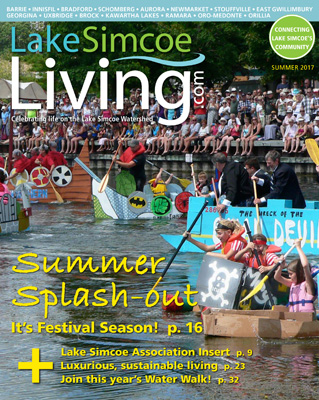 2017 Summer Issue Lake Simcoe Living