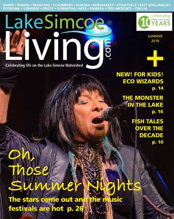 lake simcoe living magazine summer 2018 issue
