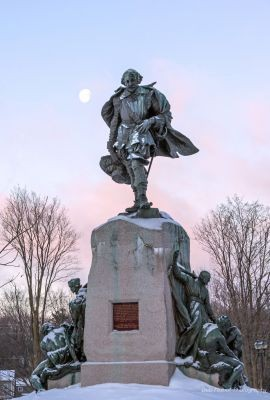 A look into the intriguing history of Orillia's Champlain monument