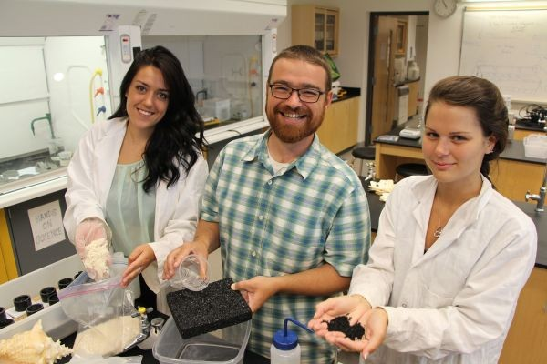 Lakehead Research Highlights of 2014