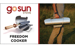GoSun fuel-free solar cookers