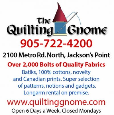 2018-Autumn-Quilting Gnome
